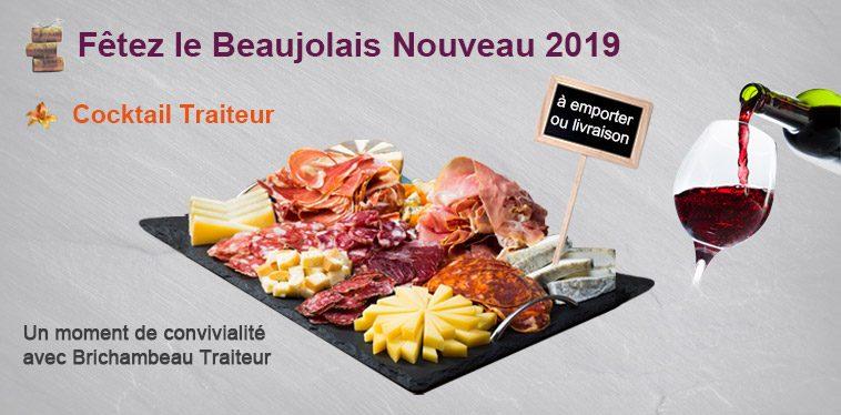 Fêtez le Beaujolais Nouveau 2015 Cocktail Traiteur